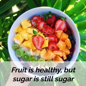 fruit and diabetes food list