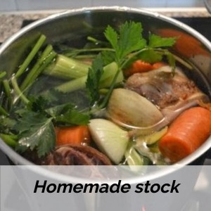 stock in your diabetes recipe
