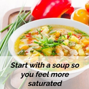 soup diabetes recipes