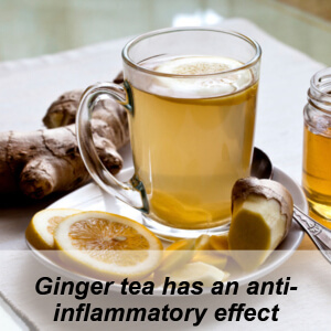 drink ginger tea with diabetes