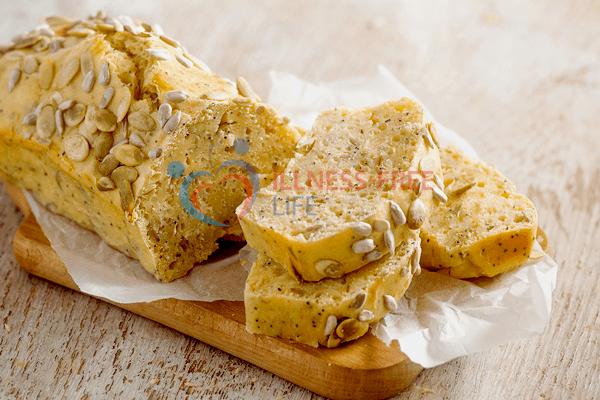 Low-Carb Bread Recipe Almond Flour