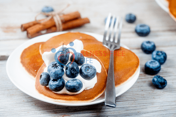 Low Carb Pancakes Recipe With Almond Flour