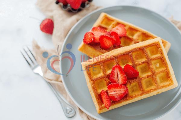 low carb waffles mix